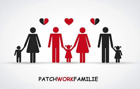 Hilfe für Patchwork Familien