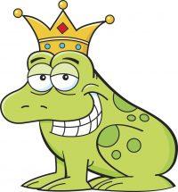 Prinz oder Frosch?