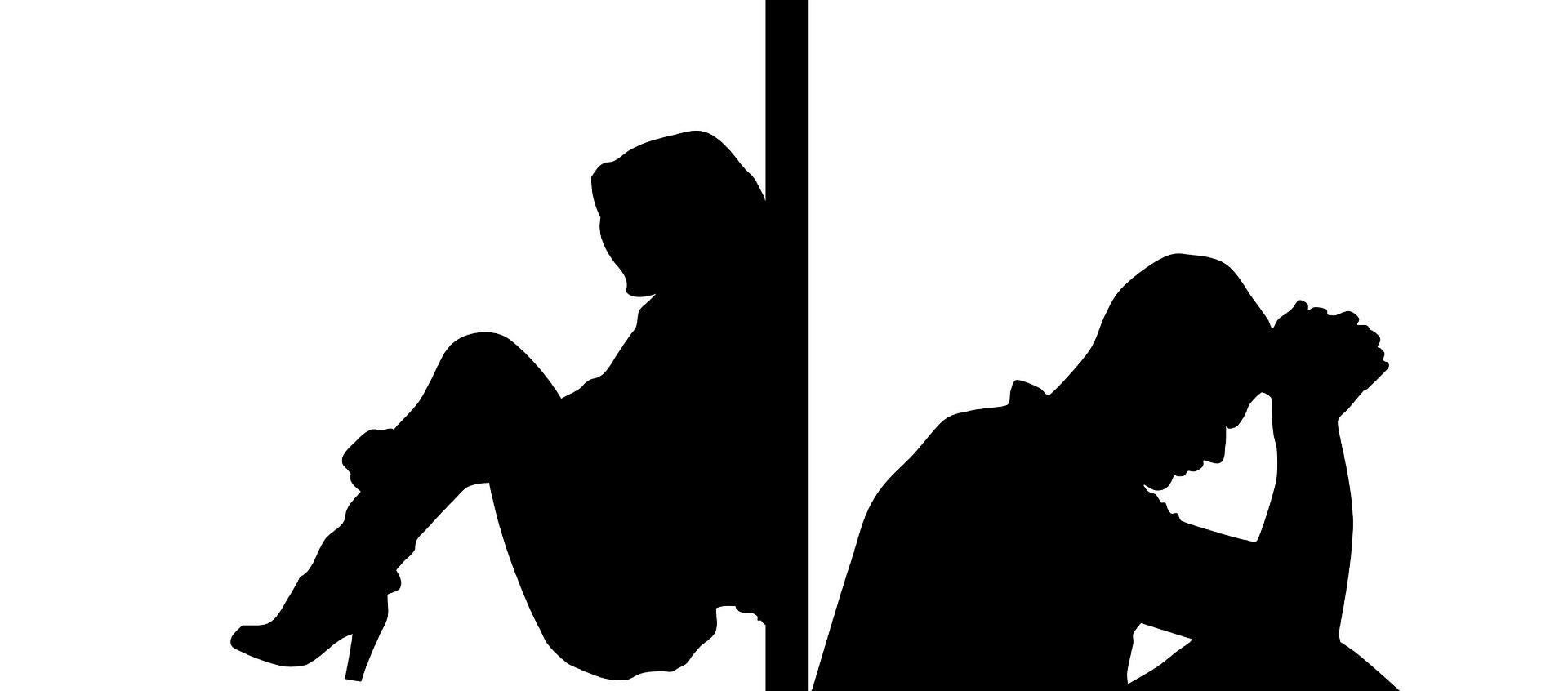 Die Beziehung beenden und die Trennung gestalten (c) Tumisu / pixabay.de