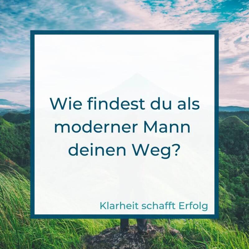 Mann persönlich | Ich unterstütze dich gerne dabei, deine Probleme und Sorgen zu managen (c) Silvia Füßl / klarheit-schafft-erfolg.de